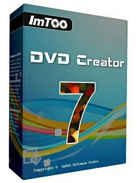 ImTOO DVD Creator 7.1.3 Build 20130427 (2013) - программа для записи на DVD