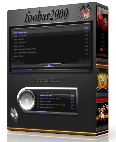 foobar2000 1.4 Stable + Portable (2018) ENG