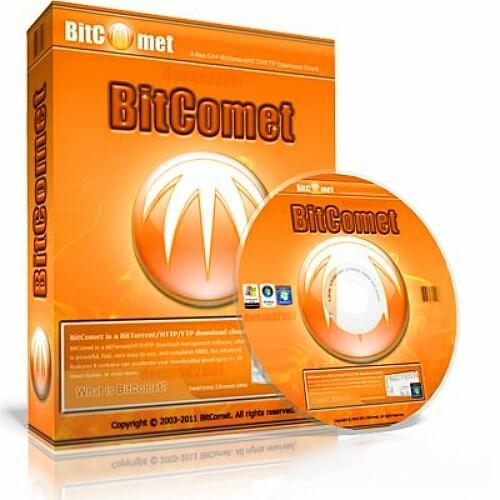 BitComet 1.50 Stable [На русском]