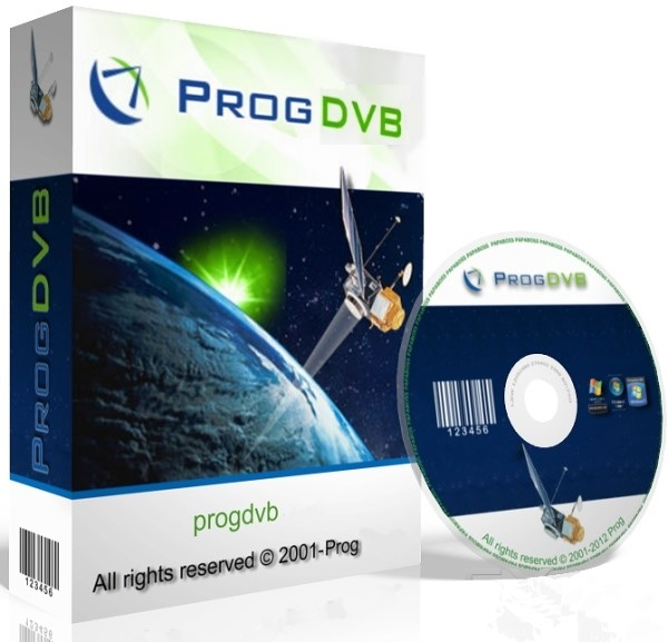 ProgDVB 7.24.0 Final [На русском]