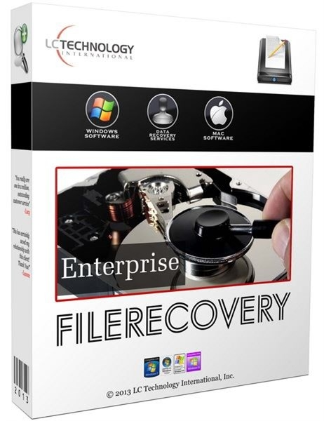 LC Technology Filerecovery 2016 Enterprise / Professional 5.5.9.8 + keygen [На русском]