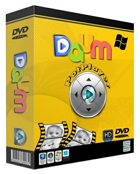 Daum PotPlayer 1.7.12844 Stable [На русском]