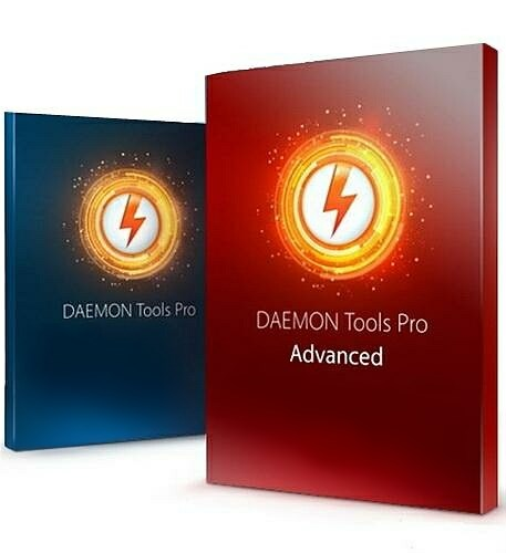 DAEMON Tools Pro 8.2.0.0708 + patch [На русском]