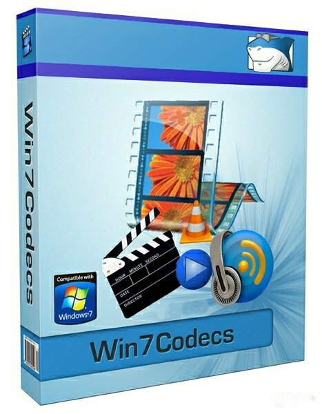 Win7codecs 4.1.3 + x64 Components - набор кодеков для Windows 7 Скачать