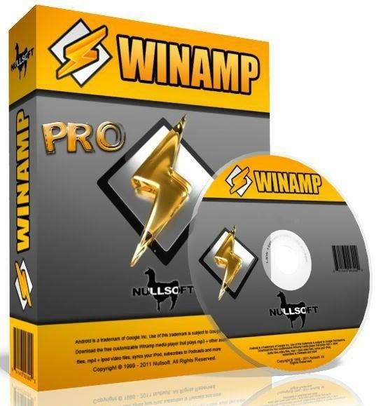 Winamp PRO 5.666 Build 3516 Final + ключ [На русском]