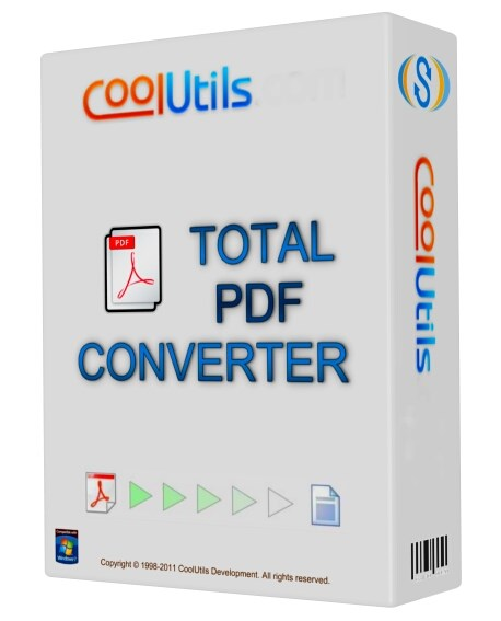Coolutils Total PDF Converter 6.1.0.158 + serial [На русском]