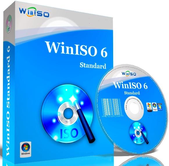 WinISO 6.4.1.6137 + patch [На русском]