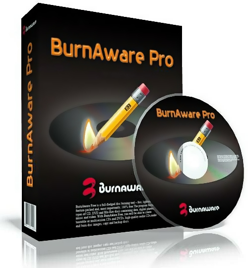 BurnAware Professional / Premium 12.6 Final + crack [На русском]