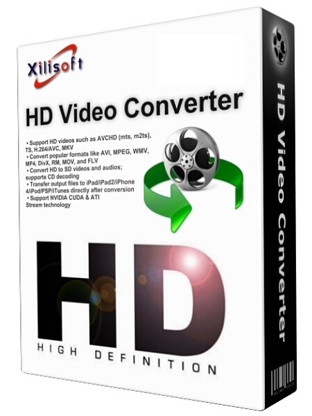 Xilisoft HD Video Converter 7.8.23 Build 20180925 Final + cracked [Русификатор]