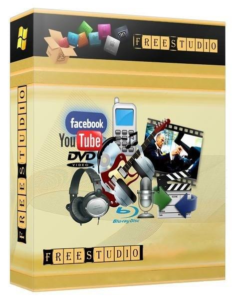 DVDVideoSoft Free Studio 6.6.32.126 [На русском]