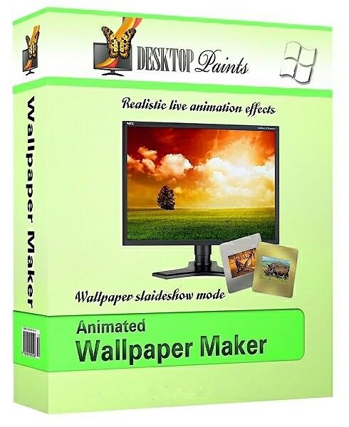 Animated Wallpaper Maker 3.2.3 - создать анимированные обои для рабочего стола Скачать