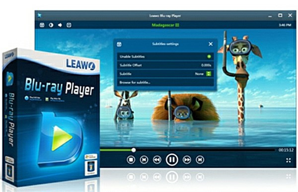 Leawo Blu-ray Player 1.10.0.1 Final [На русском]