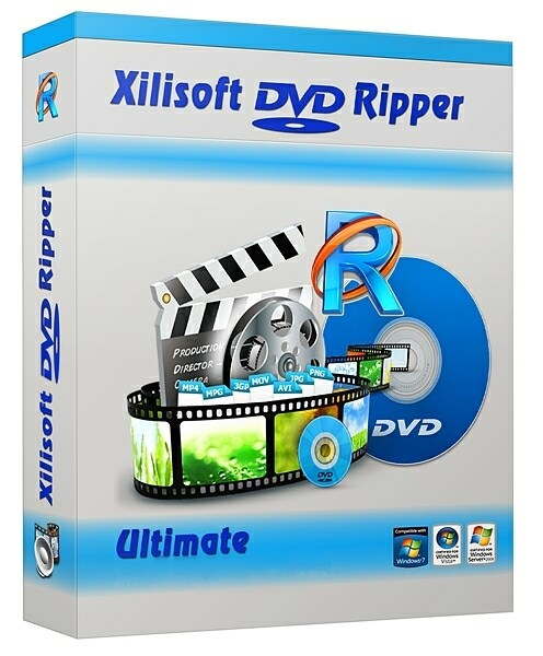 Xilisoft DVD Ripper Ultimate 7.8.23 Build 20180925 Final + patch [Русификатор]