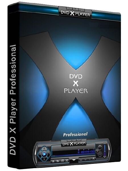 DVD X Player Professional 5.5.3.9 - проигрыватель DVD дисков Скачать