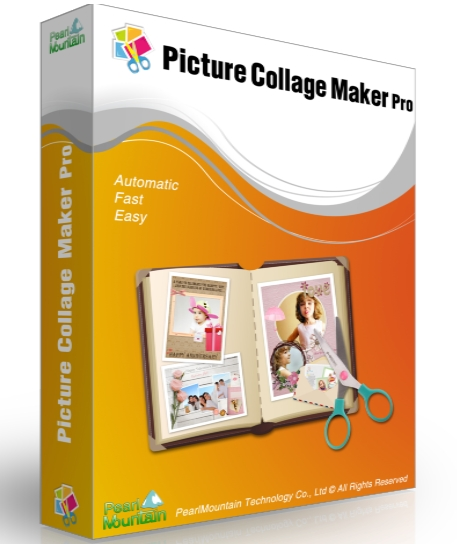 Picture Collage Maker Pro 4.1.4.3818 + keygen [На русском] + Portable