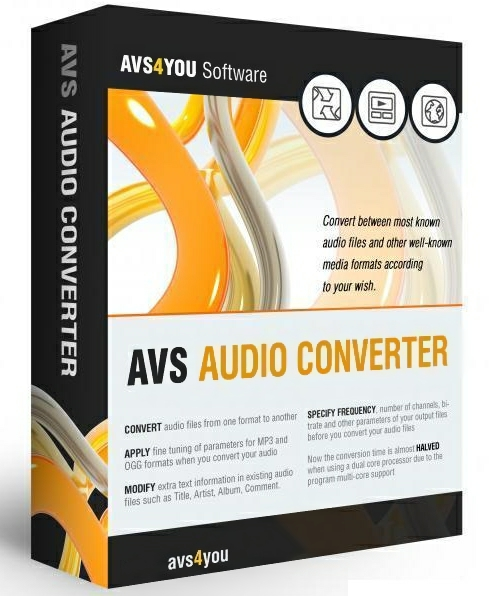 AVS Audio Converter 8.5.2.589 + patch [На русском]
