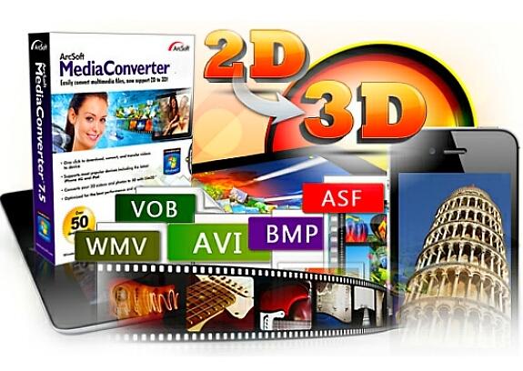 ArcSoft MediaConverter 8.0.0.21 Final - для преобразования фотографий, аудио и видеофайлов Скачать