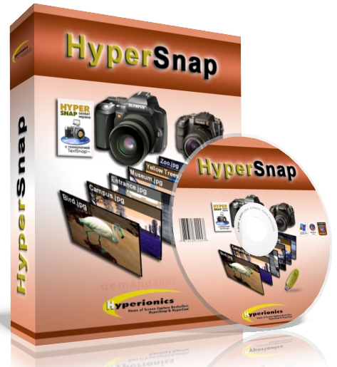 HyperSnap 8.16.07 Final + keygen [На русском] + Portable