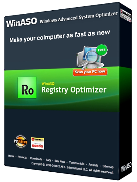 WinASO Registry Optimizer 5.5.0.0 + cracked [Русификатор]