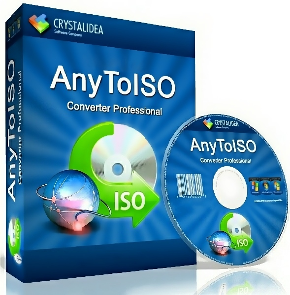 Скачать AnyToISO Converter Professional 3.5 Build 457 Final + ключ [На русском]
