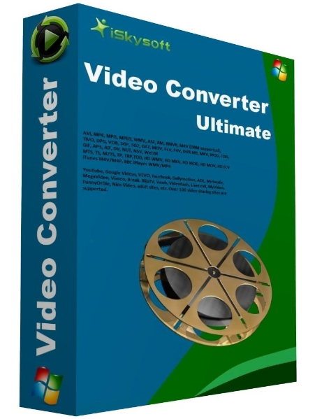 iSkysoft Video Converter Ultimate 5.6.0.0 + cracked [Русификатор]