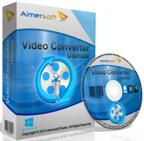 Aimersoft Video Converter Ultimate 8.9.0.7 + crack [Русификатор]
