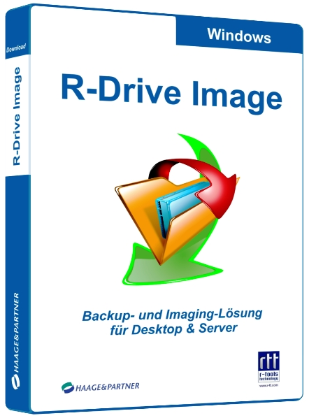 R-Drive Image 6.2 Build 6205 + crack [На русском] + BootCD