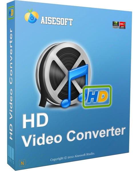 Aiseesoft HD Video Converter 9.2.18 + patch [На русском]