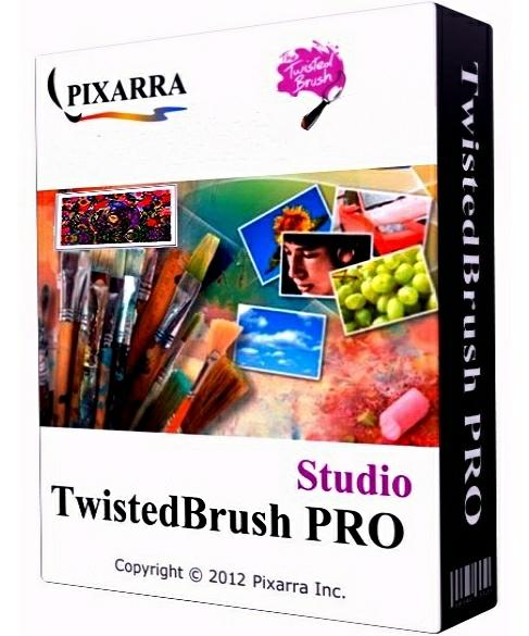 TwistedBrush Pro Studio 24.05 + keygen (2018) ENG