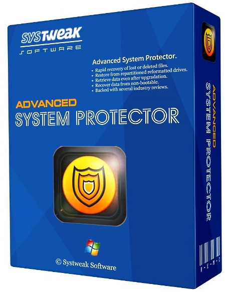 Advanced System Protector 2.3.1000.25149 + serial [На русском]
