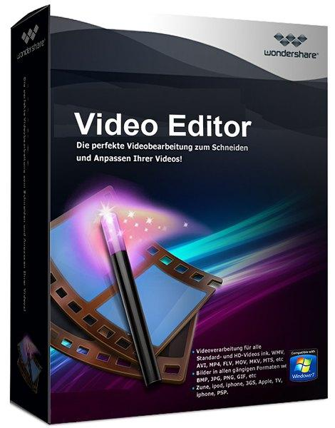 Wondershare Video Editor 5.1.3.15 + crack [На русском]