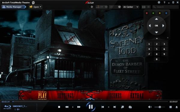 ArcSoft TotalMedia Theatre 6.7.1.199 Final + keygen [На русском]