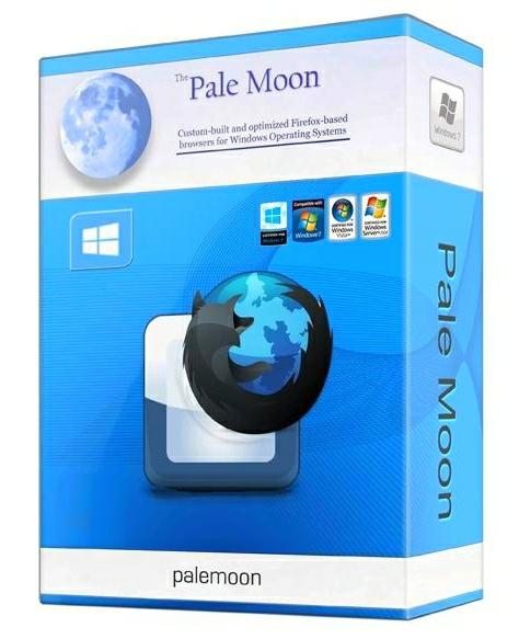Pale Moon 27.9.1 + Portable [Русификатор]