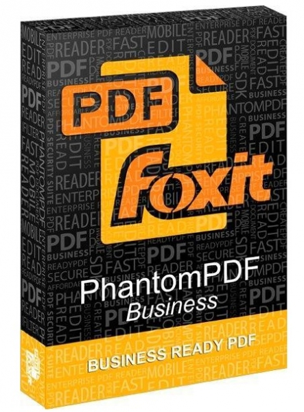 Foxit PhantomPDF Business 9.7.1.29511 + crack [На русском]
