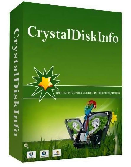 CrystalDiskInfo 8.8.8 Final + [На русском] + Portable