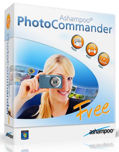 Ashampoo Photo Commander Free 1.0.0