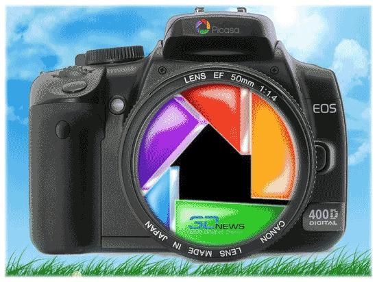Picasa 3.9.0 Build 141.259 [На русском] - упорядочить фотографии