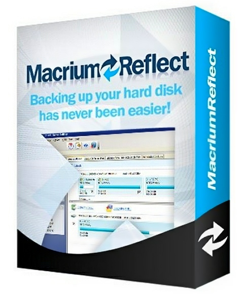 Macrium Reflect 7.2.4859 Workstation / Server / Server Plus + patch [На английском]