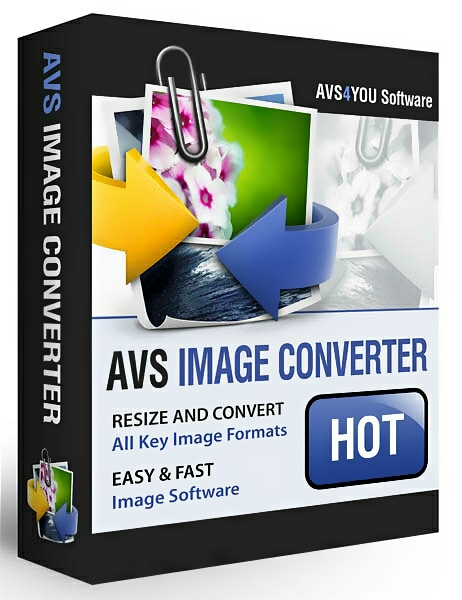AVS Image Converter 4.1.2.287 + patch [На русском]