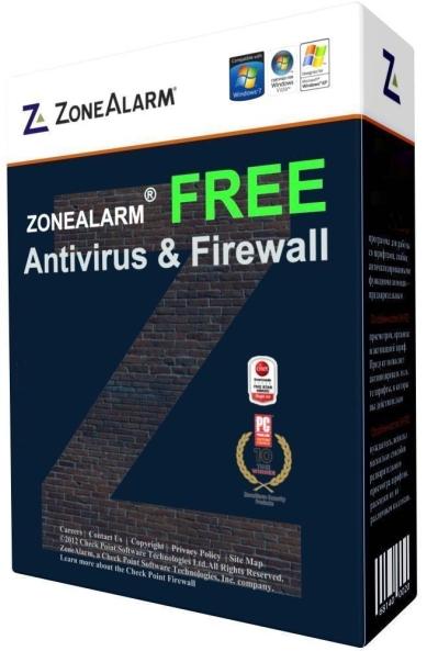ZoneAlarm Free Antivirus + Firewall 2016 14.3.119.000 (2016) ENG