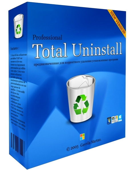 Total Uninstall Professional 6.27.0.565 Final + crack [На русском]