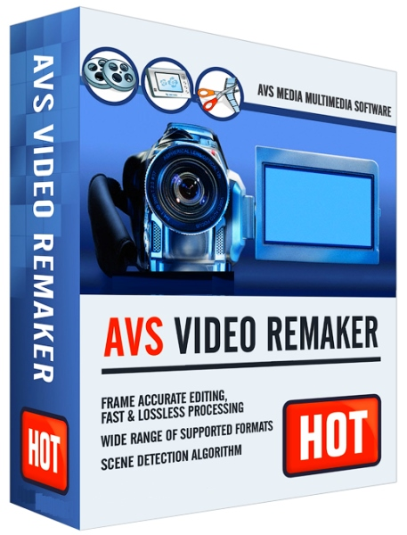 AVS Video ReMaker 6.1.1.210 + patch [На русском]