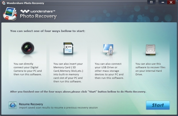 Wondershare Photo Recovery 3.1.1.9 + cracked (2015) ENG