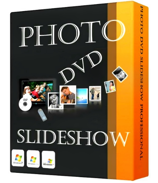Photo DVD Slideshow Professional 8.53 + Portable [На русском]