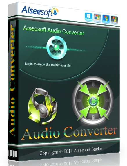 Aiseesoft Audio Converter 6.5.8 + cracked [Русификатор]