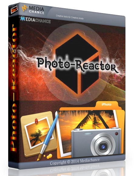 Mediachance Photo-Reactor 1.7.1 + ключ (2018) ENG