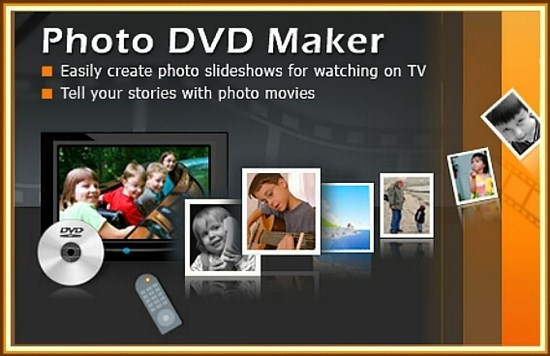 AnvSoft Photo DVD Maker Pro 8.53 + Portable [На русском]
