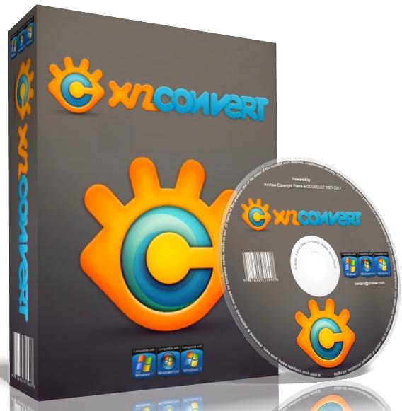 XnConvert 1.78 Final + Portable [На русском]
