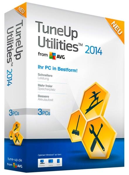 TuneUp Utilities 2014 14.0.1000.353 Final + keygen [Русификатор]