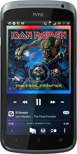 PowerAMP 2.0.9 Build 541 + x86 version [На русском]